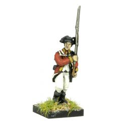 AWB2 British Infantry in Hat, shouldered arms