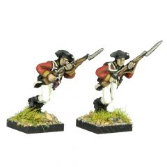 AWB3 British Infantry in Hat, shouldered arms