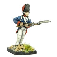 AWF2 French Grenadier, advancing