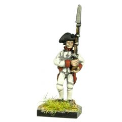 AWF4 French Fusilier, marching