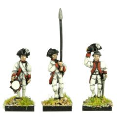 AWF6 French Fusilier Command