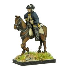 AWG12 German or Hessian Mounted Generals and ADCs