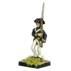 AWG1 German or Hessian Musketeer, shouldered arms