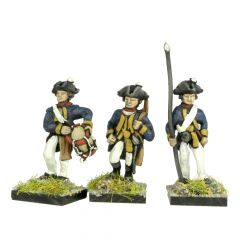 AWG3 German or Hessian Musketeer Command