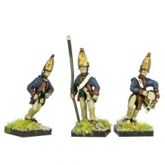 AWG7 German or Hessian Grenadier Command
