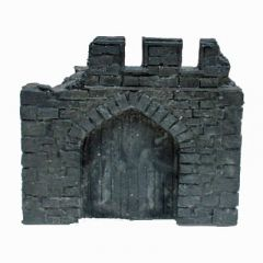 BC203 28mm Partly Ruined Gateway