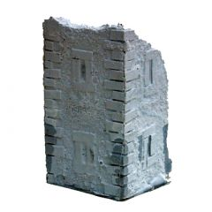 BC207 28mm Ruined Tower