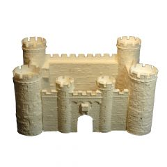 BC301 28mm Castle Set - four towers
