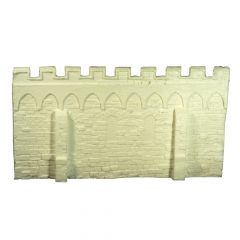 BC308 28mm Castle Wall