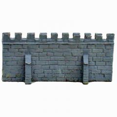 BC603 15mm Medieval Wall