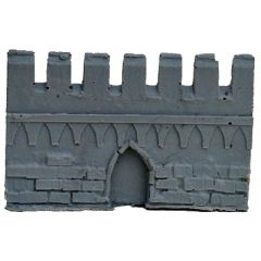 BC704 15mm German Bohemian Wall with Gate