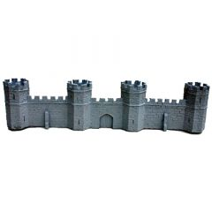 BC805 15mm Wall with Gateway and Four Towers