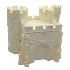 BC806 15mm Medieval City Gate