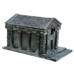 BD102 15mm/28mm Classical Temple