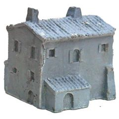 BD124 15mm Large Spanish House