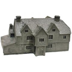 BD135 15mm Clapboard House