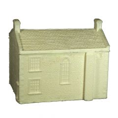 BD19 28mm Georgian House - back