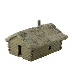 BD20 28mm Army Log Hut