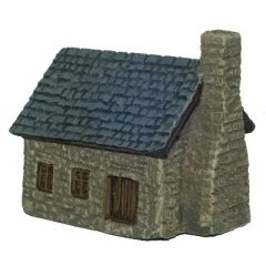 BD203 10mm Stone Cottage, one storey