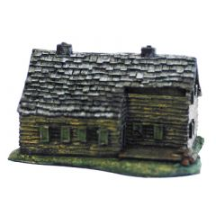 BD208 10mm Clapboard House