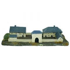 BD303 6mm Walled Belgian Farm
