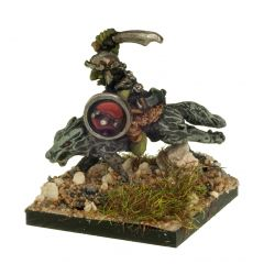BDG101 Goblin Wolf Riders with Swords