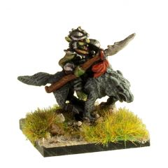 BDG102 Goblin Wolf Riders with Spear
