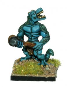 BDL2 Lizardmen Palace Guard