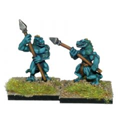 BDL3 Lizard Spearmen