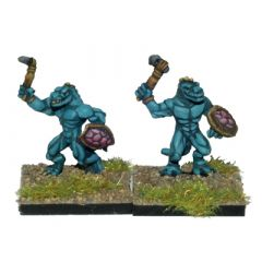 BDL4 Lizardmen Clubs