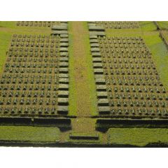 BF308 3mm Roman Marching Fort Complete with Tents