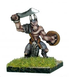 BMN3 Pannite or Goat Headed Beastmen