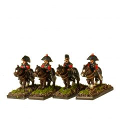 BR501 British Divisional / Corps Commanders