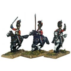 BRN22 British Heavy Dragoons and Household Command