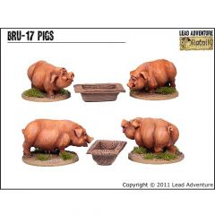 BRU-17 Two Pigs and Trough
