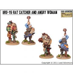 BRU19 Rat Catcher and Angry Women