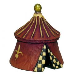 BT12 15mm Small Medieval Tent