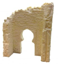 BW203 28mm Indian / Arabic Archway back