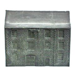 BY1 28mm Row of Warehouses