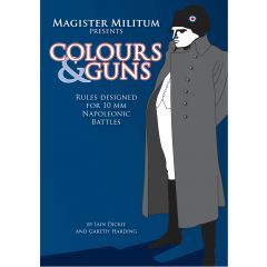 Colours & Guns Rule Book