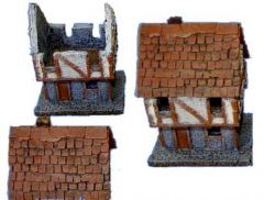 C11f Elizabethan House, Removable Roof