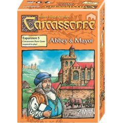 Carcassonne Abbey and Mayor