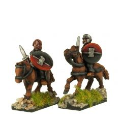 CEL12 Celtic Noble Cavalry