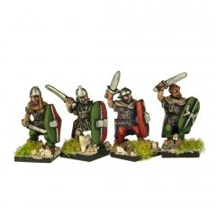 CEL2 Celtic Noble Infantry with Swords