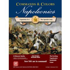Commands and Colors Napoleonics - The Spanish Army