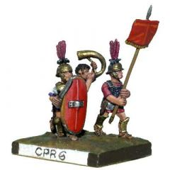 CPR6 Camillan and Polybian Roman Foot Command
