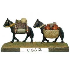 CSS2 Pack Mules