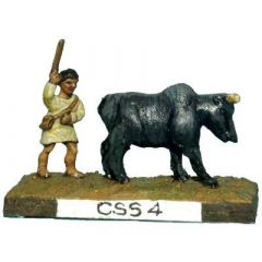 CSS4 Oxen and Boy