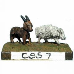 CSS7 Flocks of Sheep and Goats
