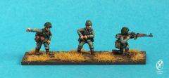 CW 1503 Polish Infantry Platoon Command x6
